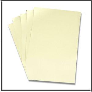 C6 Paper Inserts