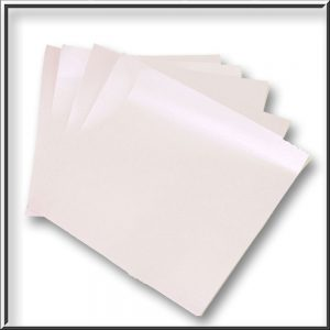 Kunzite Pearlised Double Sided Paper Inserts 135 x 135 mm
