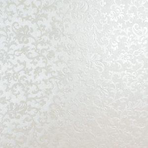 10 Dandy White Applique DL Card Inserts Size 1 (Large)