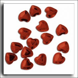 Red Heart Crystals 6mm