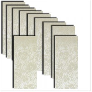 Card Insert DL Size 1 (Large) 204 x 95mm