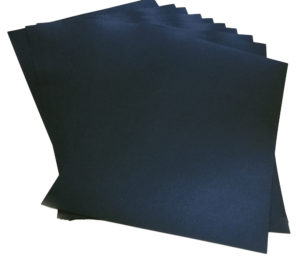 A4 Paper Pearlescent Peregrina Majestic Kings Blue 120gsm