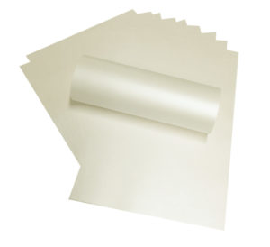 A4 Quarzo Paper Double Sided Pearlescent Shimmer
