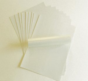 A4 Paper Peregrina Midas Pearlescent White With Gold Shimmer 120gsm