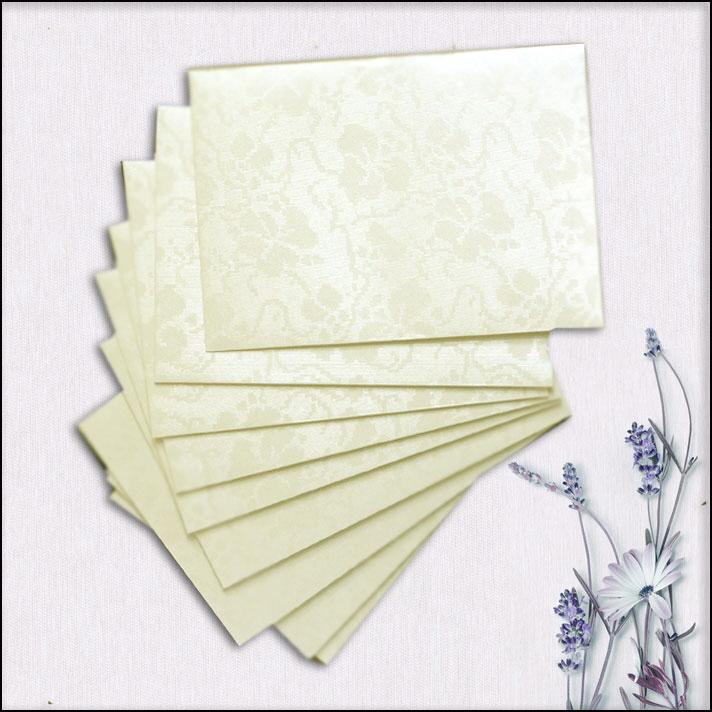 Mini Wallet Envelopes 95mm x 133mm.