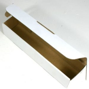 5 Scroll Postal Boxes Size 220mm x 50mm x 45mm