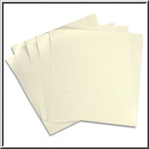 10 Quarzo Ivory Double Sided Pearlescent Insert For REG1, FLOW1, BAN1