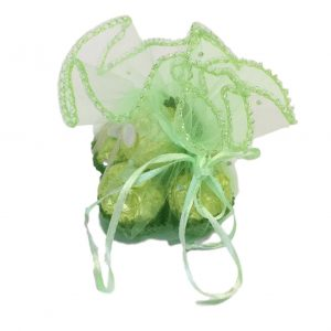 Voile Mint Green Round Wrap
