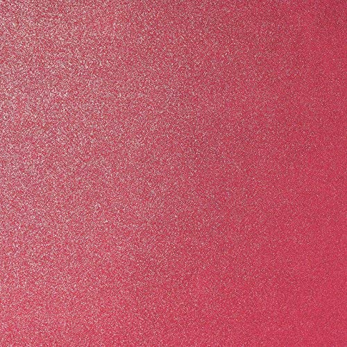 10 Sheets A4 Paper Pearlescent Emporers Red Peregrina Majestic 120gsm