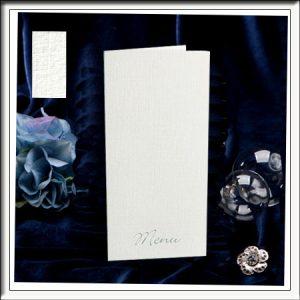 White Linen Menu