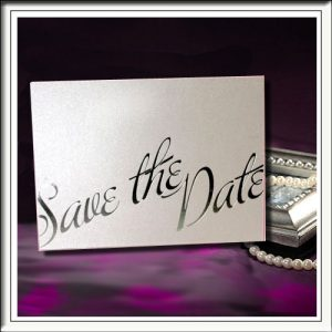 10 Treasury Composition Wedding Save The Date Cards
