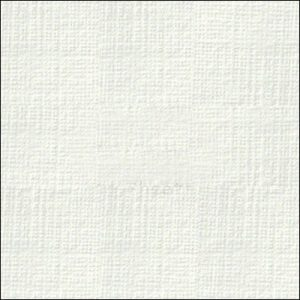 A2 White Linen Silkweave Effect Card Table Plan