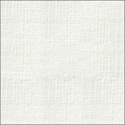 A2 White Linen Silkweave Effect Card Table Plan