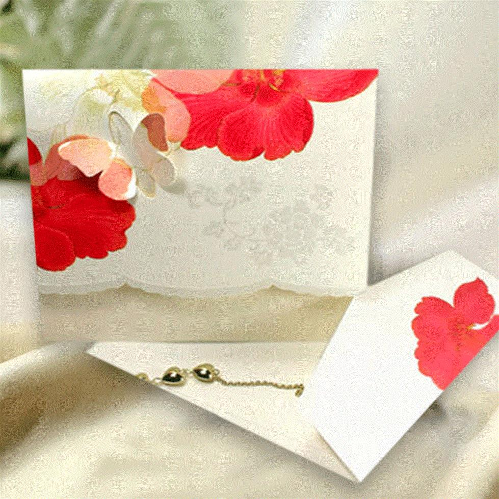 Hibiscus Wedding Stationery Archives | Syntego