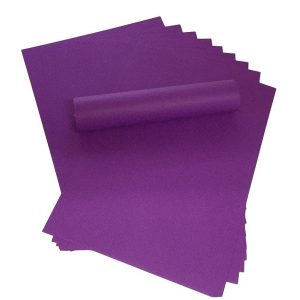 A4 Paper Cadbury Purple Colorplan smooth 135gsm