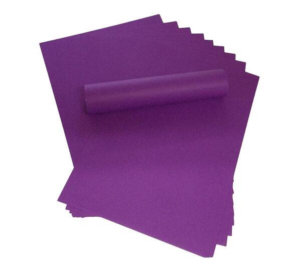 A4 Paper Cadbury Purple Colorplan smooth 135gsm