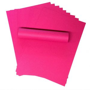 a4 paper fuchsia colorplan smooth 135gsm