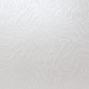 10 A4 Frost White Embossed Brocade Design 290gsm