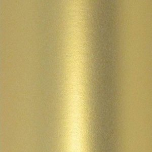 10 A4 Real Gold shade Double Sided luxurious Pearlescent Card 250gsm