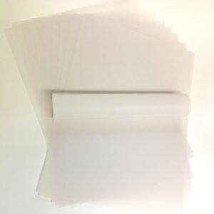 10 A4 Sheets Translucent Vellum 140gsm