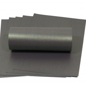 10 Sheets Dazzle Green A4 Card With Pearlescent Shimmer Decorative One Sided 300gsm
