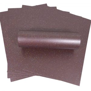10 Sheets A4 Mulberry Iridescent Sparkle Card Quality 300gsm