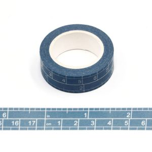Ruler Washi Tape / Measuring Tape 15mm x 10m
