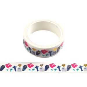 Colourful Vampire Washi Tape Great For Kids Crafts Halloween