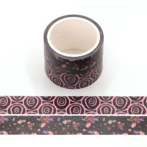 Pack of 2 Fragrance Rose Scented Washi Tape 4.5m
