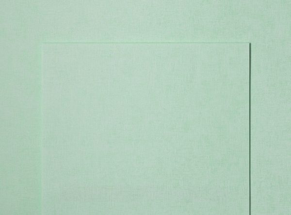 Tant Select Premium Double Sided Pale Mint Green Linen Embossed Paper 116gsm 10 Sheets