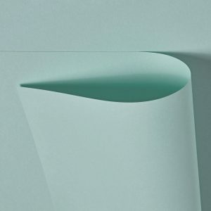 Extract Aqua Light Blue Paper Contains Recycled Coffee Cups Paper 130gsm