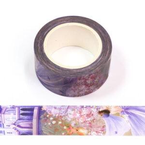 Dream Wedding Castle Washi Tape 20mm x 10m