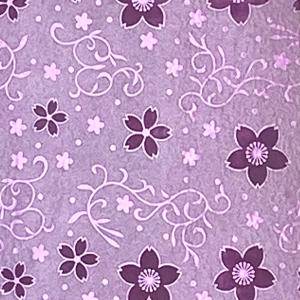 10 Sheets A4 Sparkly Self Adhesive Pink Glitter Paper With Pink Foil Flowers and Scrolls Non Shed 80gsm
